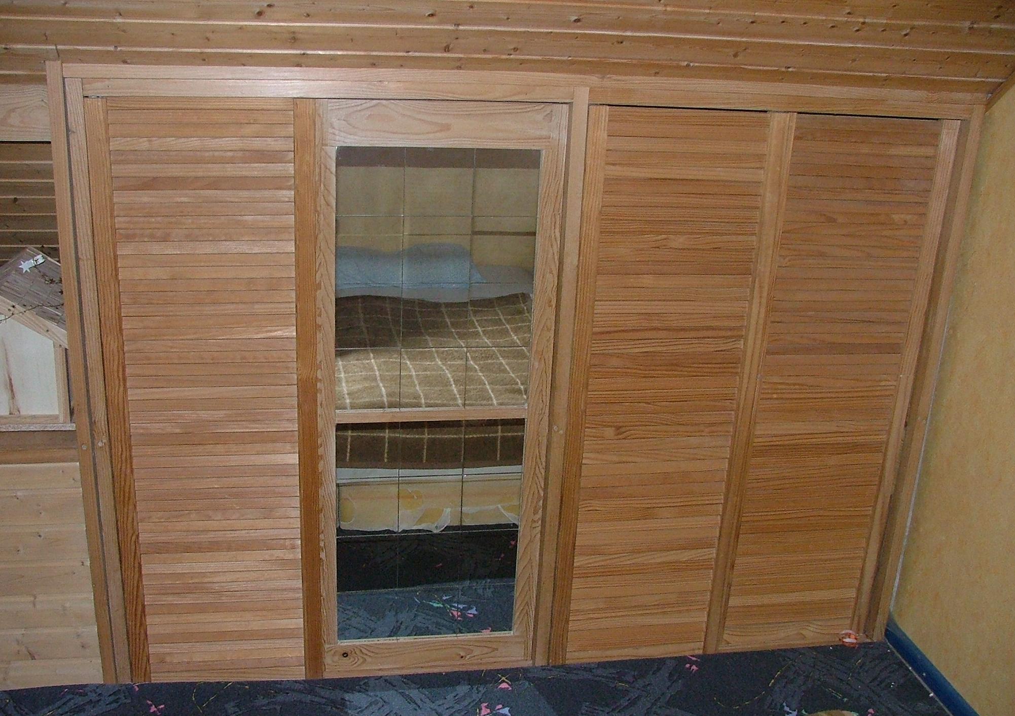 bauanleitung f r einen einbauschrank dachschr ge versand per e mail als pdf ebay. Black Bedroom Furniture Sets. Home Design Ideas