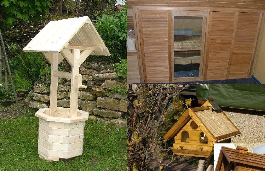 Bauanleitung f r ein vogelhaus blockhaus ebay - Anleitung vogelhaus ...
