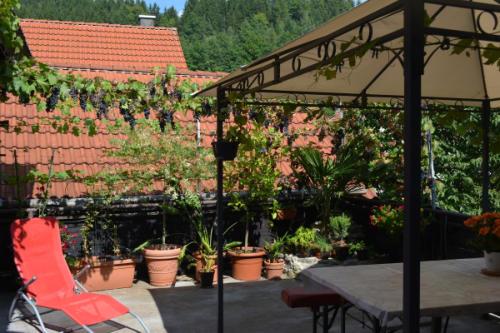 Balkon Schmittnägel