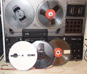 Tonbänder